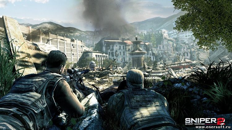 Sniper ghost warrior 2 снайпер воин призрак 2